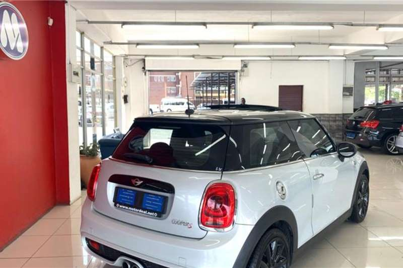 Mini Hatch Cooper S 2014