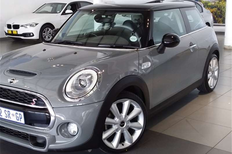 Mini Hatch Cooper S 2017