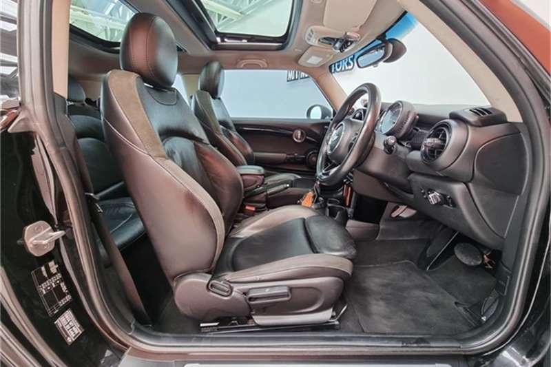 Used 2017 Mini Hatch Cooper S auto