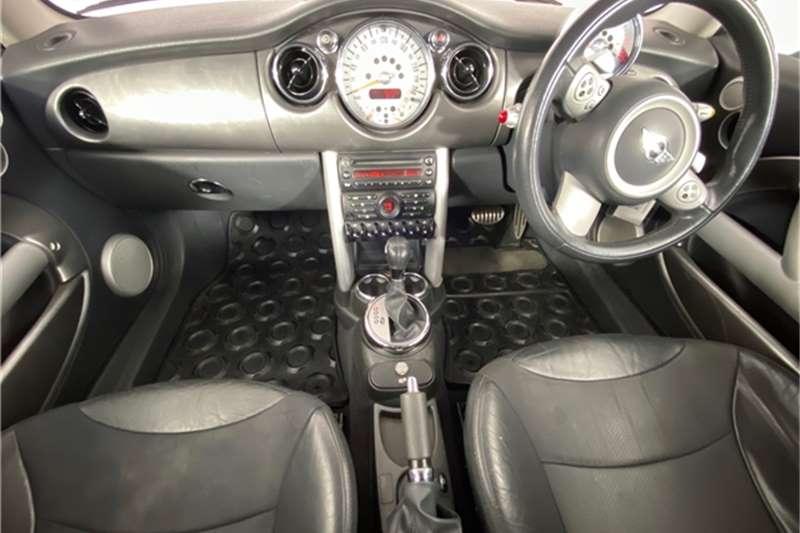 Used 2006 Mini Hatch Cooper S automatic