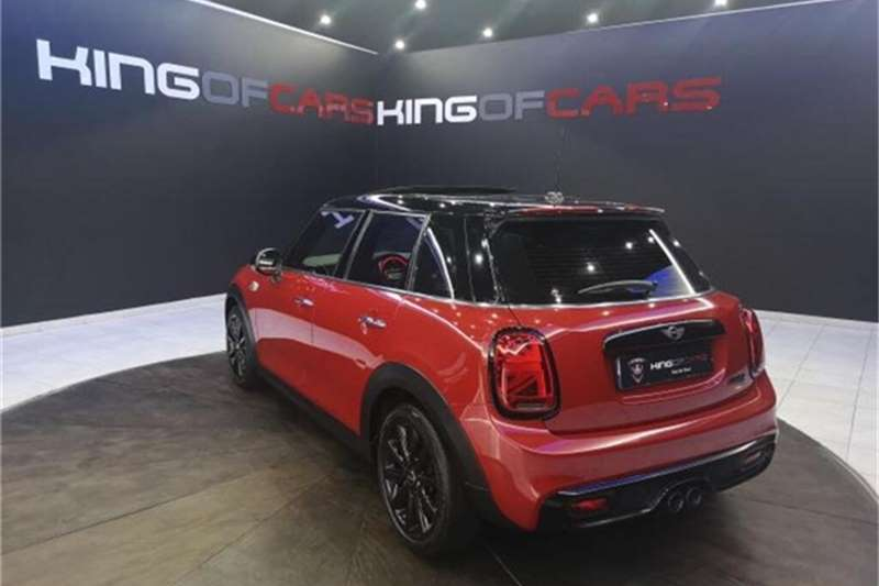 Mini hatch Cooper S Hatch 5-door auto 2015