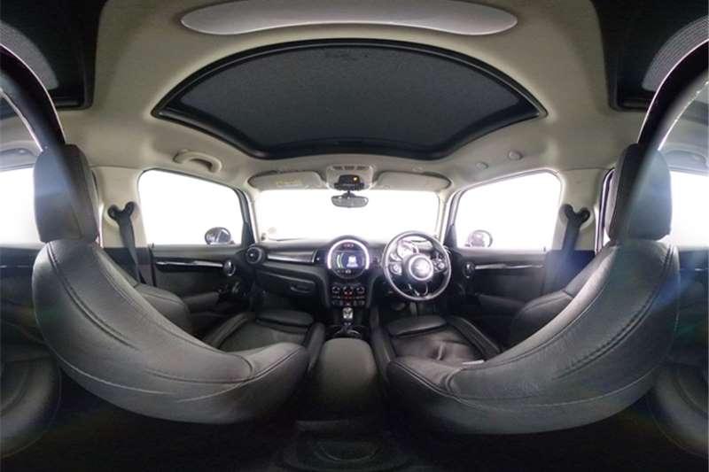 2016 Mini hatch Cooper S Hatch 5-door auto