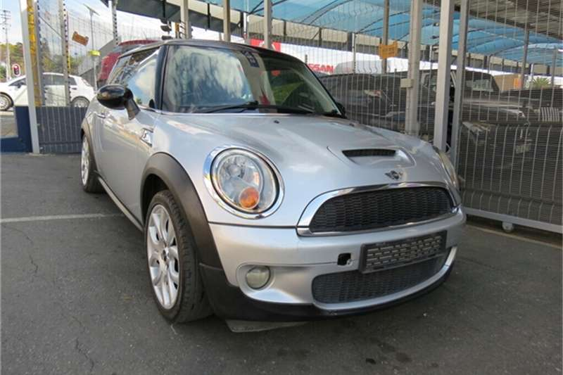 Mini Hatch Cooper S steptronic 2008