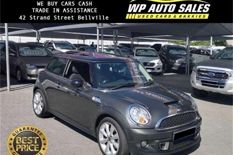 Mini Hatch Cooper S steptronic 2012