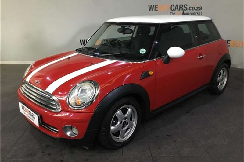 Mini Hatch Cooper steptronic 2008