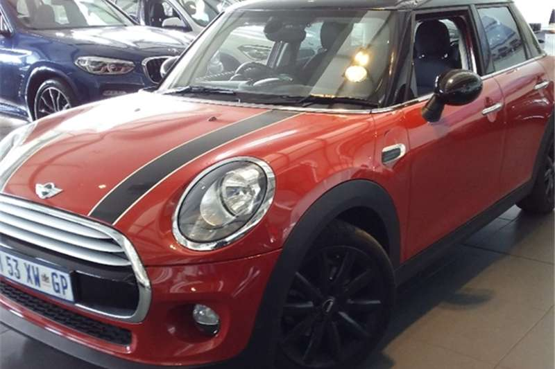 2015 Mini hatch Cooper Hatch 5 door
