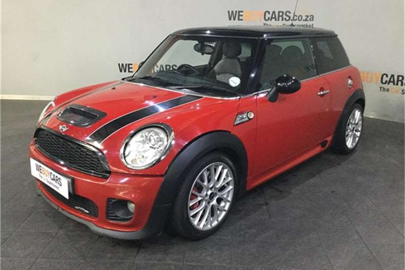 Mini hatch John Cooper Works 2008