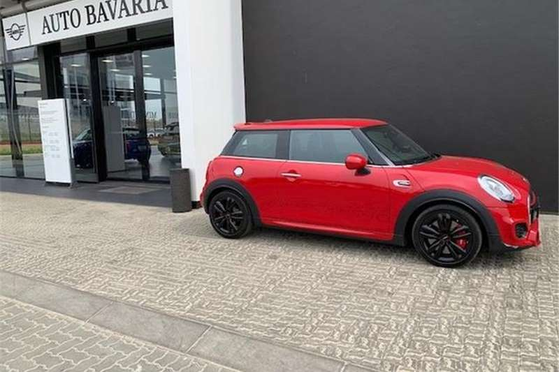 Mini hatch John Cooper Works Hatch 3-Door Sports-Auto 2017