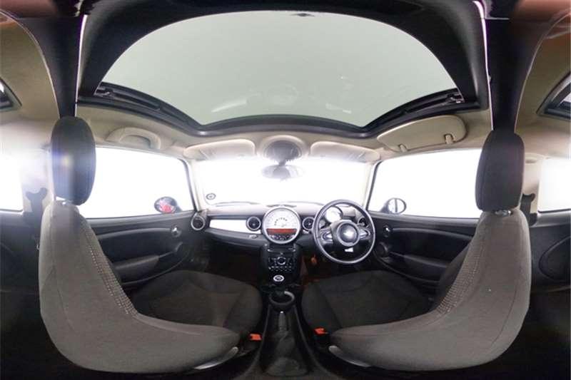 Used 2012 Mini Hatch One