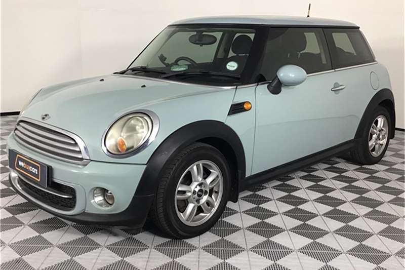 Mini hatch One 2013