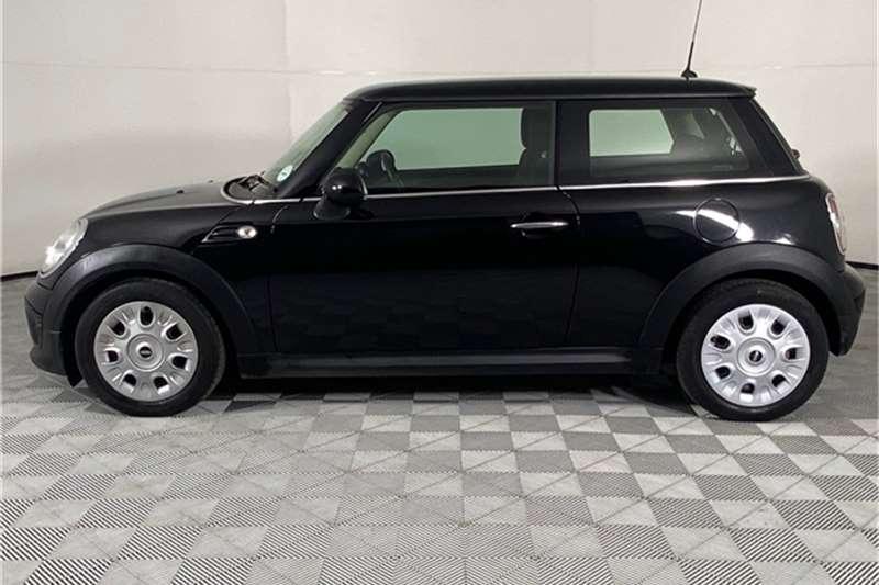 Used 2013 Mini Hatch One