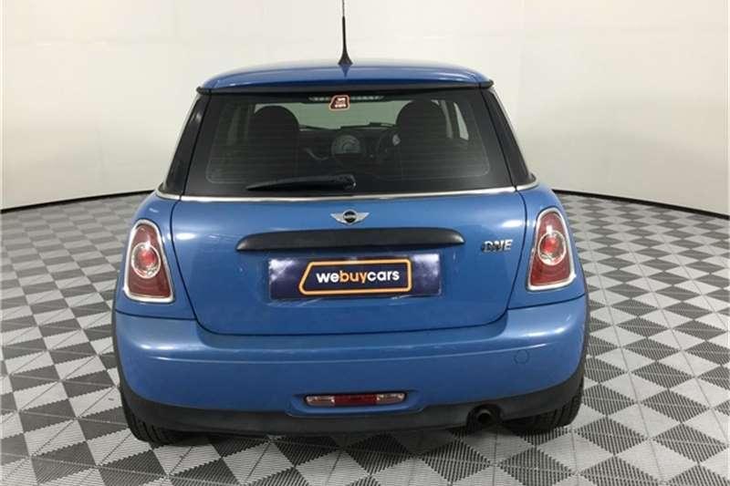 Mini hatch One 2014