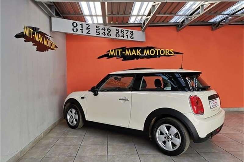 Mini Hatch One Hatch 3 door 2015