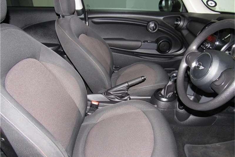 Mini hatch One Hatch 3-door auto 2017