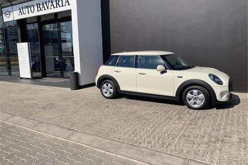 Mini hatch One Hatch 5-Door Auto 2019