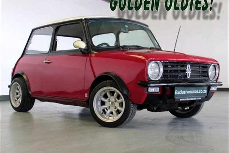 Mini Layland 1200cc 1982