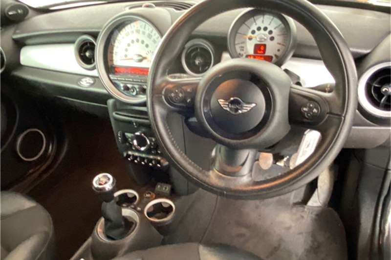 Used 2014 Mini Roadster Cooper