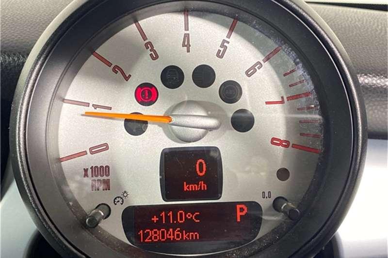 Used 2012 Mini Roadster Cooper  auto