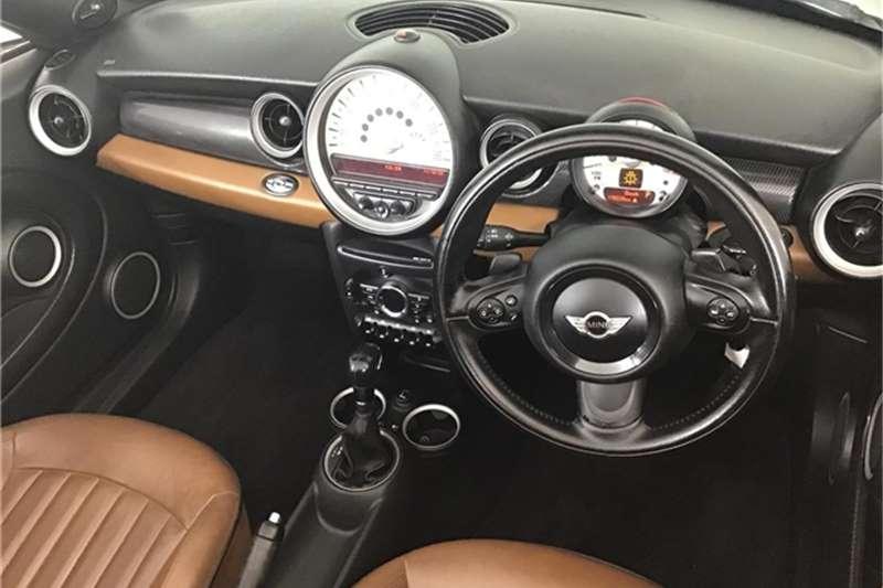 Mini Roadster Cooper S  auto 2012