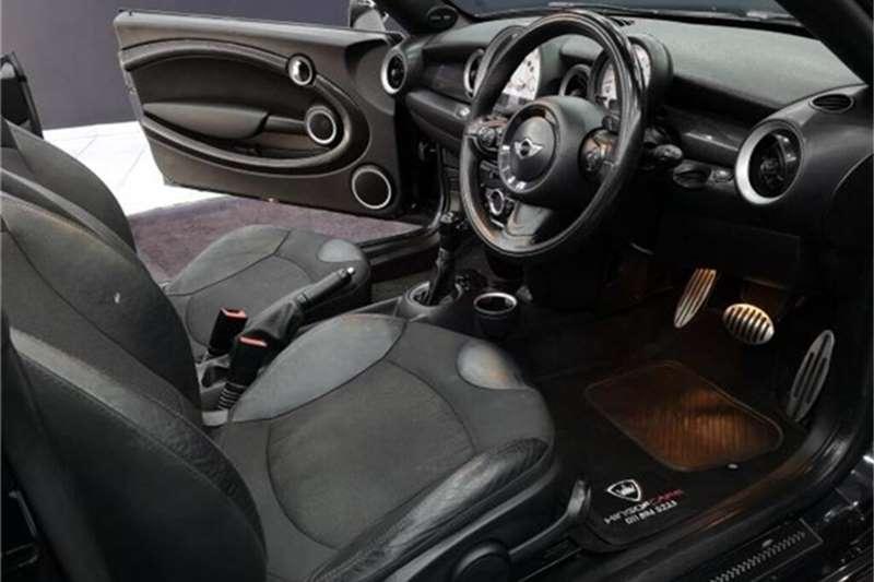 Used 2013 Mini Roadster Cooper S  auto