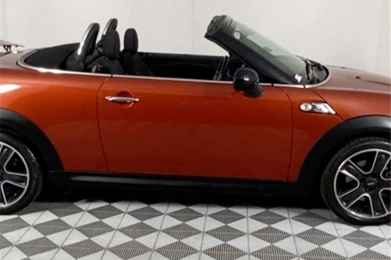 2012 Mini Roadster Cooper S Roadster auto