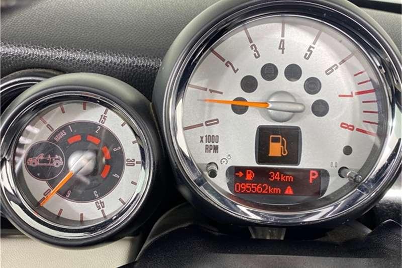 Used 2012 Mini Roadster John Cooper Works  auto