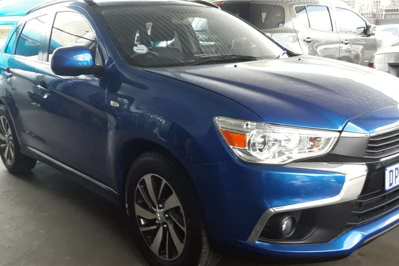 Mitsubishi ASX 2.0 2015