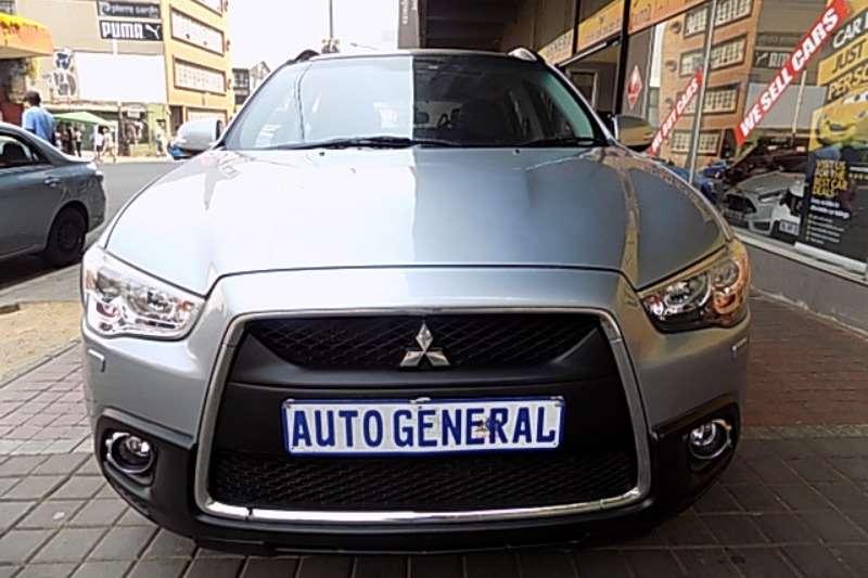 Mitsubishi ASX 2.0 5DR GLS A/T 2012