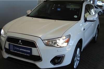 Used 2014 Mitsubishi ASX 2.0 5DR GLS A/T