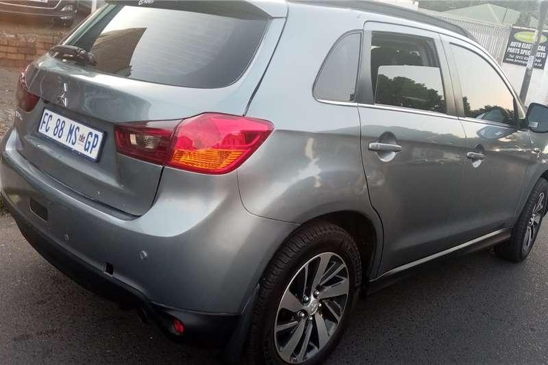 Mitsubishi ASX 2.0 5DR GLS A/T 2016