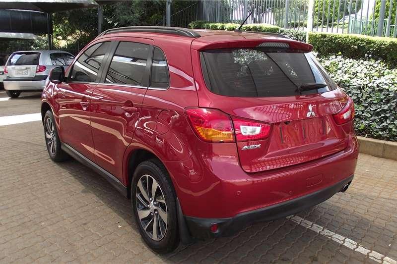 Used 2015 Mitsubishi ASX 2.0 5DR GLX
