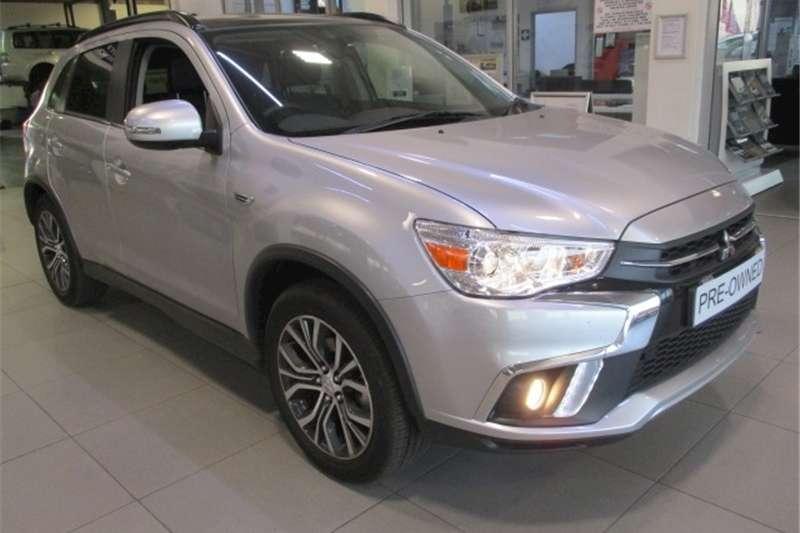 Mitsubishi ASX 2.0 ES CVT 2019