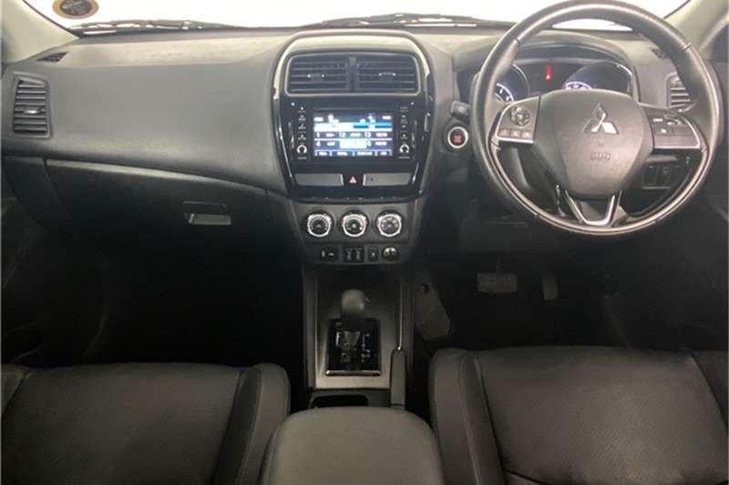 2019 Mitsubishi ASX ASX 2.0 ES CVT