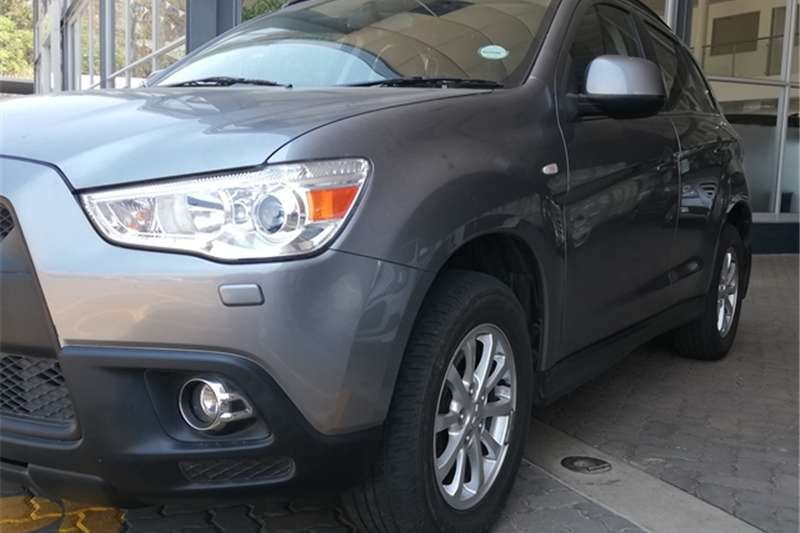 Mitsubishi ASX 2.0 GL 2011
