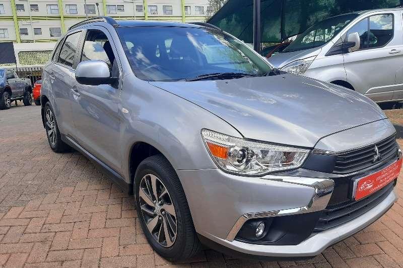 Used 2017 Mitsubishi ASX 2.0 GL