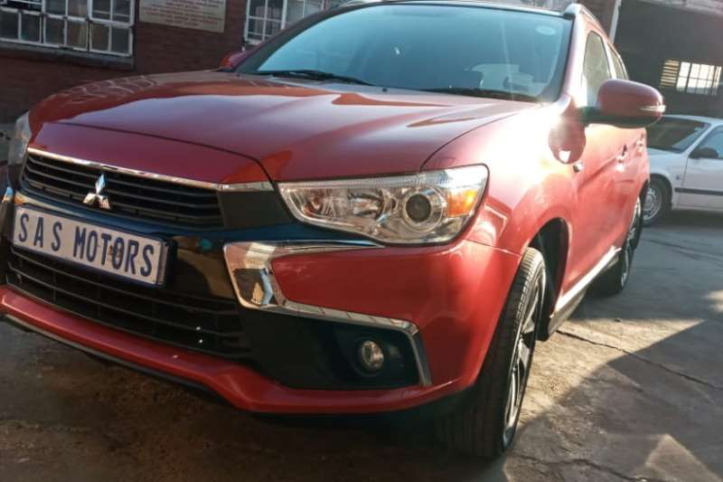 Used 2015 Mitsubishi ASX 2.0 GL auto