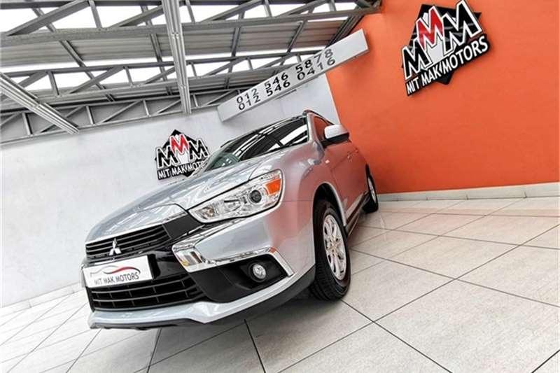 Mitsubishi ASX 2.0 GL auto 2017