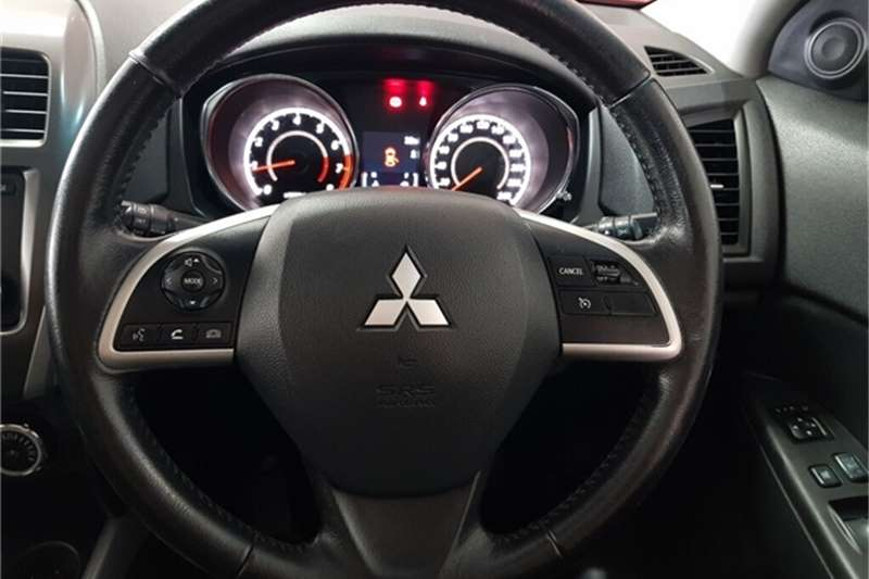Mitsubishi ASX 2.0 GLS 2013