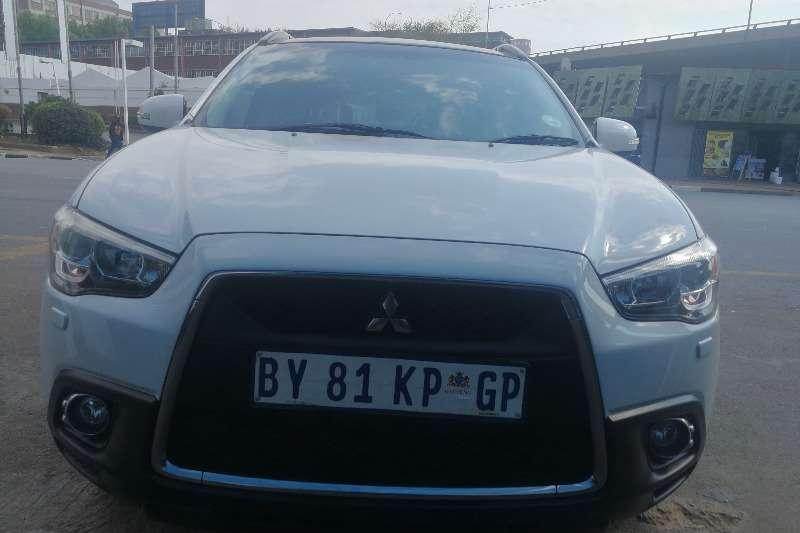 Mitsubishi ASX 2.0 GLS auto 2012
