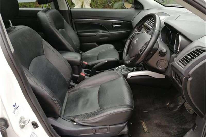 Used 2013 Mitsubishi ASX 2.0 GLS auto