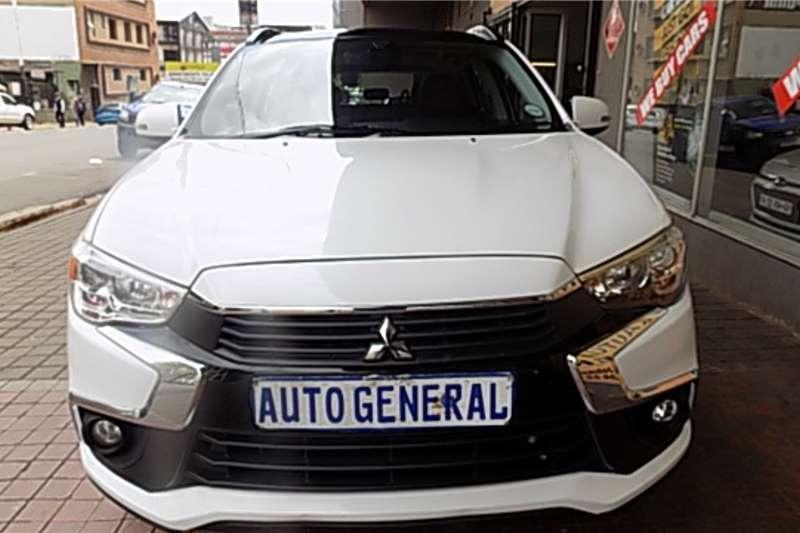 Mitsubishi ASX 2.0 GLS auto 2014