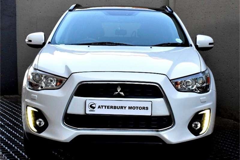 Used 2015 Mitsubishi ASX 2.0 GLS auto