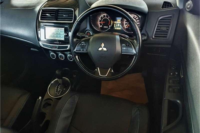 2017 Mitsubishi ASX ASX 2.0 GLS auto