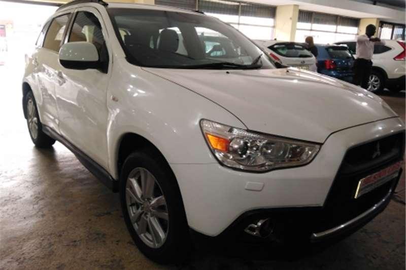 Mitsubishi ASX 2.0 GLS auto Exceed 2012