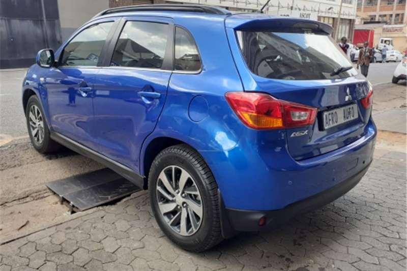 Used 2015 Mitsubishi ASX 2.0 GLS auto Exceed