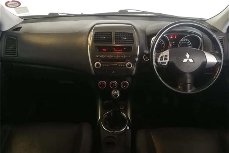 Mitsubishi ASX 2.0 GLX 2012