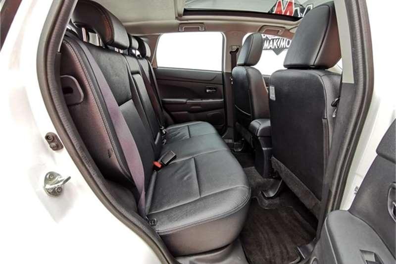 Mitsubishi ASX 2.0 GLX 2013