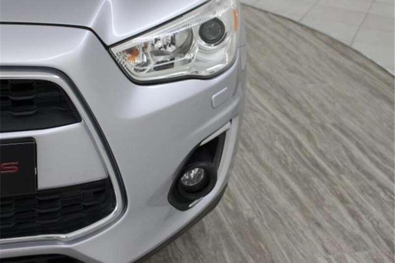 Mitsubishi ASX 2.0 GLX 2014
