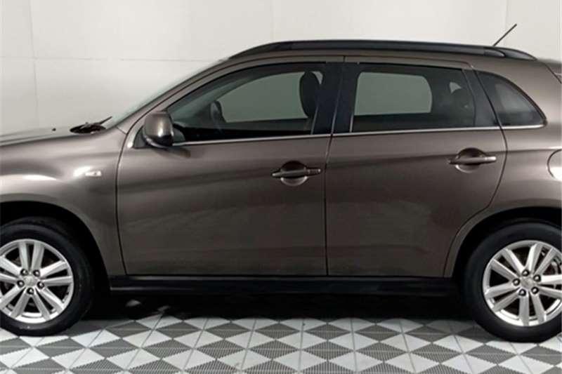Used 2014 Mitsubishi ASX 2.0 GLX