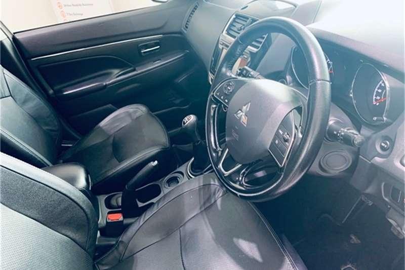 Mitsubishi ASX 2.0 GLX 2015